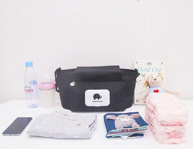 HTB104KjXED1gK0jSZFGq6zd3FXa7 Multifunctional Mummy Diaper Nappy Bag Baby Stroller Bag Travel Backpack Designer Nursing Bag for Baby Care