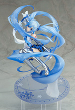 24.5cm Hatsune Miku 15th Anniversary .1/7 Scale PVC Figure Collectible Model Toy -16 цена
