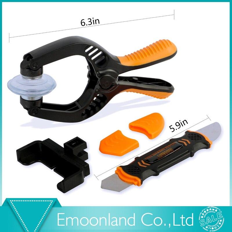 LCD Screen Separate Pliers + Metal prying opening tool repair mobile phone tools JM-OP14 opener for iphone samsung cellphone