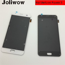 For Ulefone Power 2 LCD Display + Touch Screen + Tools Digitizer Assembly Replacement Parts For Ulefone Power 2  5.5