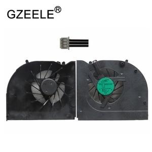 GZEELE Новый охлаждающий вентилятор для процессора HASEE A560 A560-I3 A560-I7 A550-T44 для LG R560 R580, Кулер для ноутбука