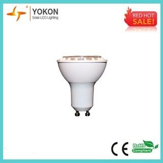 Free Shipping Wholesale Factory Price 10pcs/lot 4W white GU10 LED Spotlight Lamps