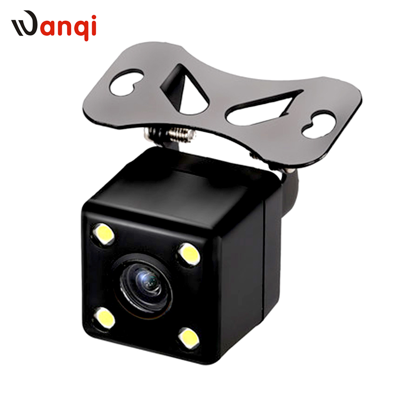 Camera Back-Reverse Wanqi Night-Vision Rear Parking Waterproof Car 1 140-Degree Hot-Sale