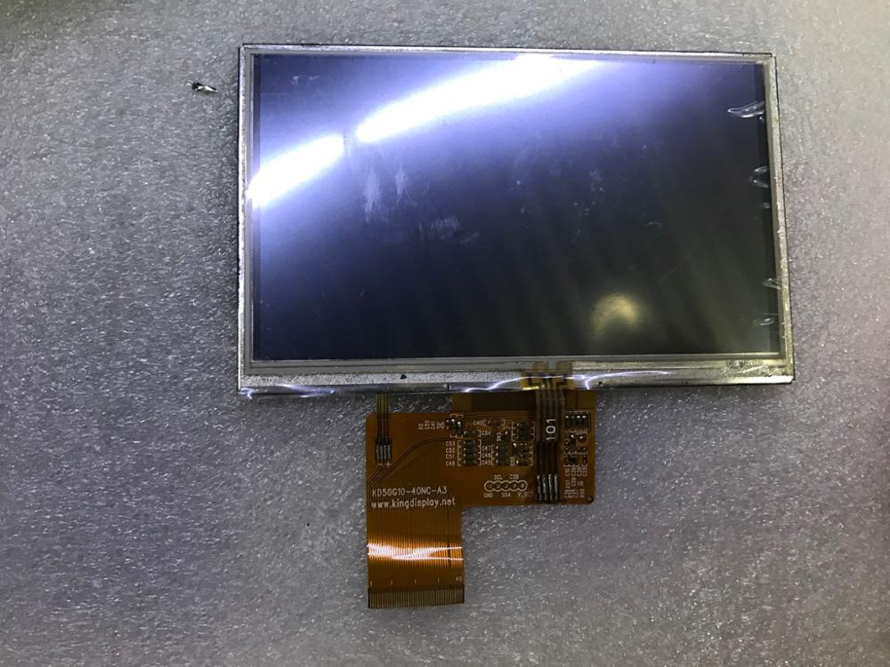 5 inch LCD screen cable number: KD50G10-40Nc-A3