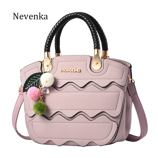 Nevenka Women Bag Shell Bag PU Leather Handbag Patchwork Evening Bags Strap Ladies Tote Female Crossbody Party Bags Colorful Sac