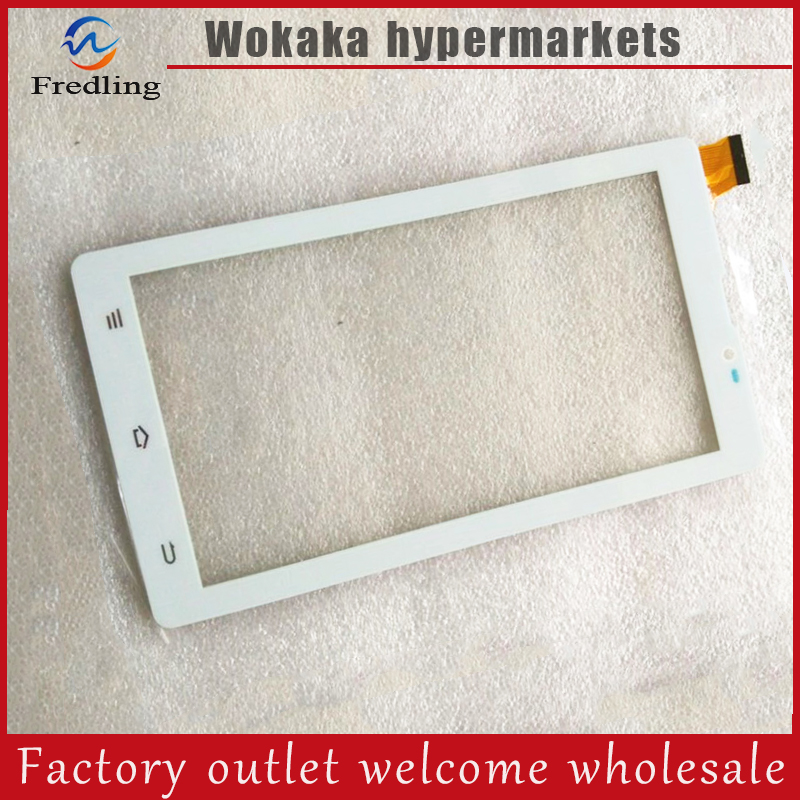 New 7'' inch Tablet Capacitive Touch Screen For RP-432A-7.0-FPC-A1 Digitizer External screen Replacement Sensor Free Shipping 10pcs lot free shipping 9 inch quad core tablet epworth w960 xn1352v1 dedicated touch screen capacitive screen external screen