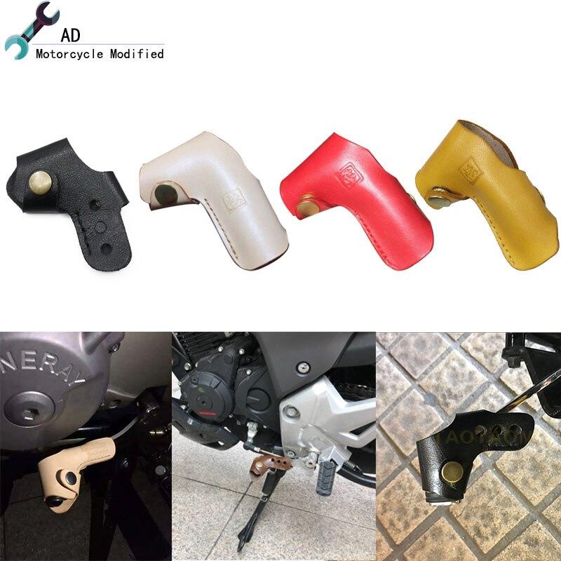 Universal Moto vélo Pièces Gear Shifter Chaussures Cas Couvre Motocross Sport Chaussures Cycliste Protecteur Moto Accessoires!
