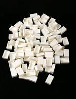 MEEDEN пластиковые пустые акварельные краски кастрюли, 50 шт./100 шт. половина полные кастрюли