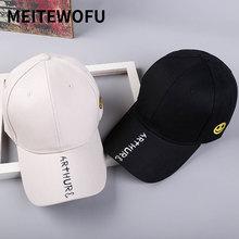 купить women summer men Fashion Spring Casual Caps Embroidered letter smiley Hip Hop Hat Unisex Hats Baseball Cap For Adult sun Gorros дешево