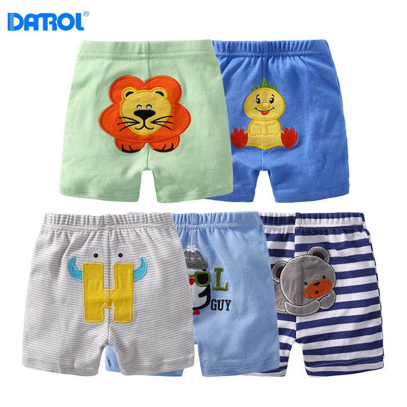 5 części / partia Boys Baby Dziewczyny Spodenki PP Hot Short Pants - Odzież dla niemowląt - Zdjęcie 1