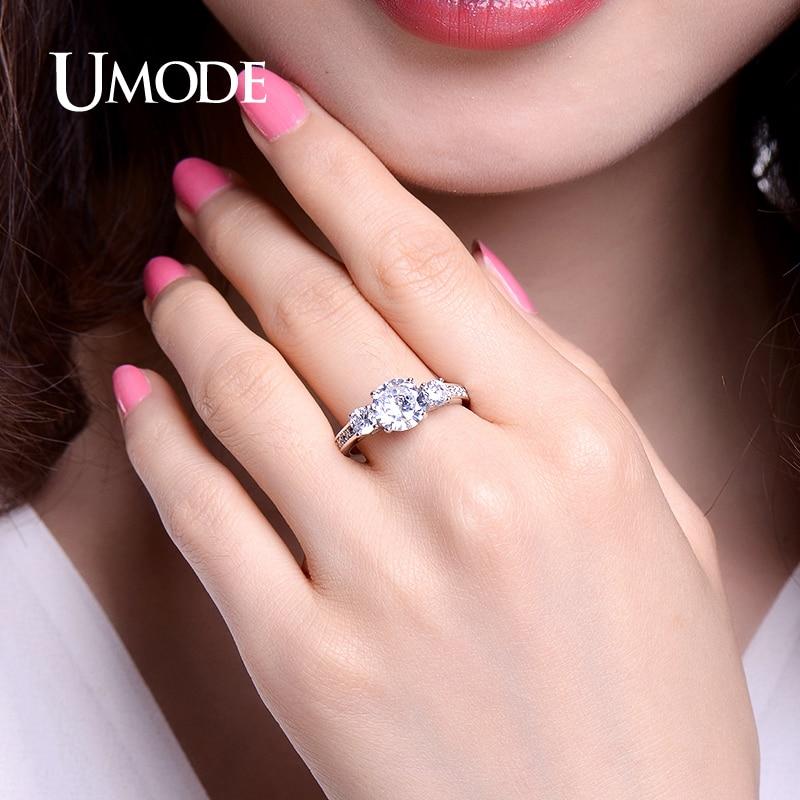 0fc6b316153a Choucong impresionante Edición limitada la eternidad banda promesa anillo  de Plata de Ley 925 11 piezas