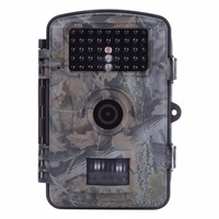 12MP 1080P Game Trail Camera 940NM Infrared No Glow Animal Photo Trap Motion Detection Wildlife Camera for Hunting