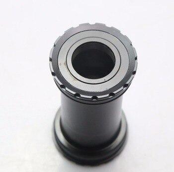 BB386 EVO 24 адаптер велосипедный пресс подходят нижние кронштейны крепления оси для MTB дорожный велосипед Shimano FSA 24 мм шатуны