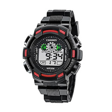 Sports Men LED Electronic Watch Outdoor Life Waterproof Watch Fashion Digital Wrist Watches Mens Hot Sale Military Wristwatch splendid fashion electronic watch mens womens rubber led watch date sports bracelet digital wrist watch masculino reloje