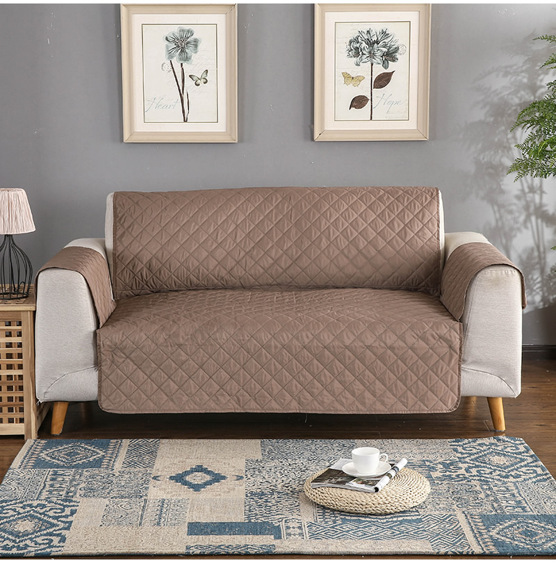 Peachy Waterproof Oilproof Sofa Cover Washable Removable Towel Armrest Couch Covers Slipcovers Couch Dog Pets Single Two Three Seater Slipcover Sofa Linen Caraccident5 Cool Chair Designs And Ideas Caraccident5Info