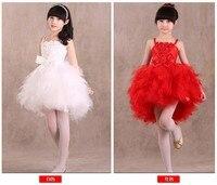 Fashin pluma glitz vestido de baile vestido de noche vestidos de gran tamaño para 14 años niñas