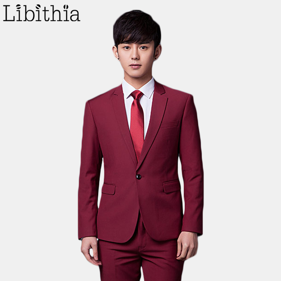 Popular Red Rose Blazer for Men-Buy Cheap Red Rose Blazer for Men ...
