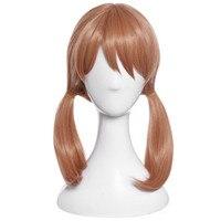 Brązowe włosy dla dziewczyny anime japoński uczeń uczeń szkoły włosów anime cosplay cosplay party supplies