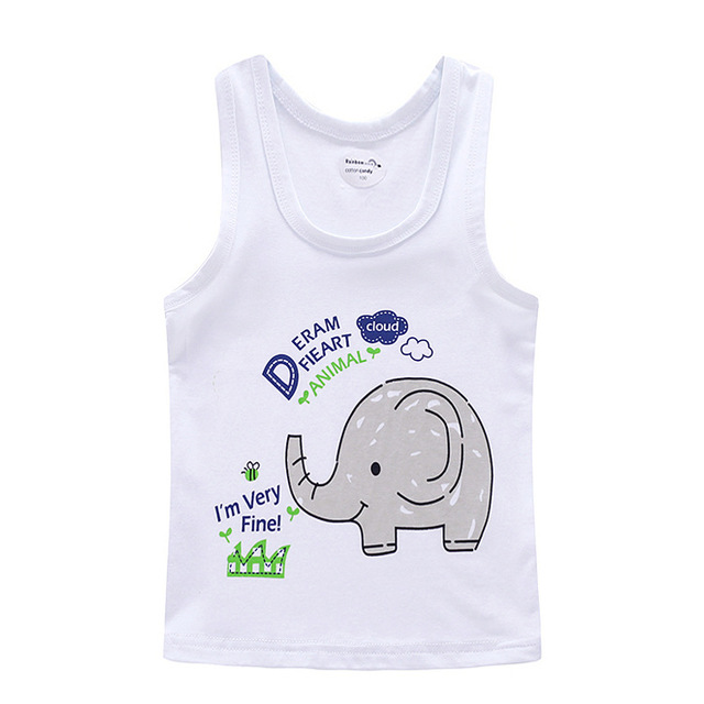 Printed Tees For Baby Boys