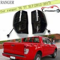 2012 2017 задние фонари светодиодные задние лампы для 2012 2017 Ranger T6 T7 XLT citycarauto Ranger задние фонари