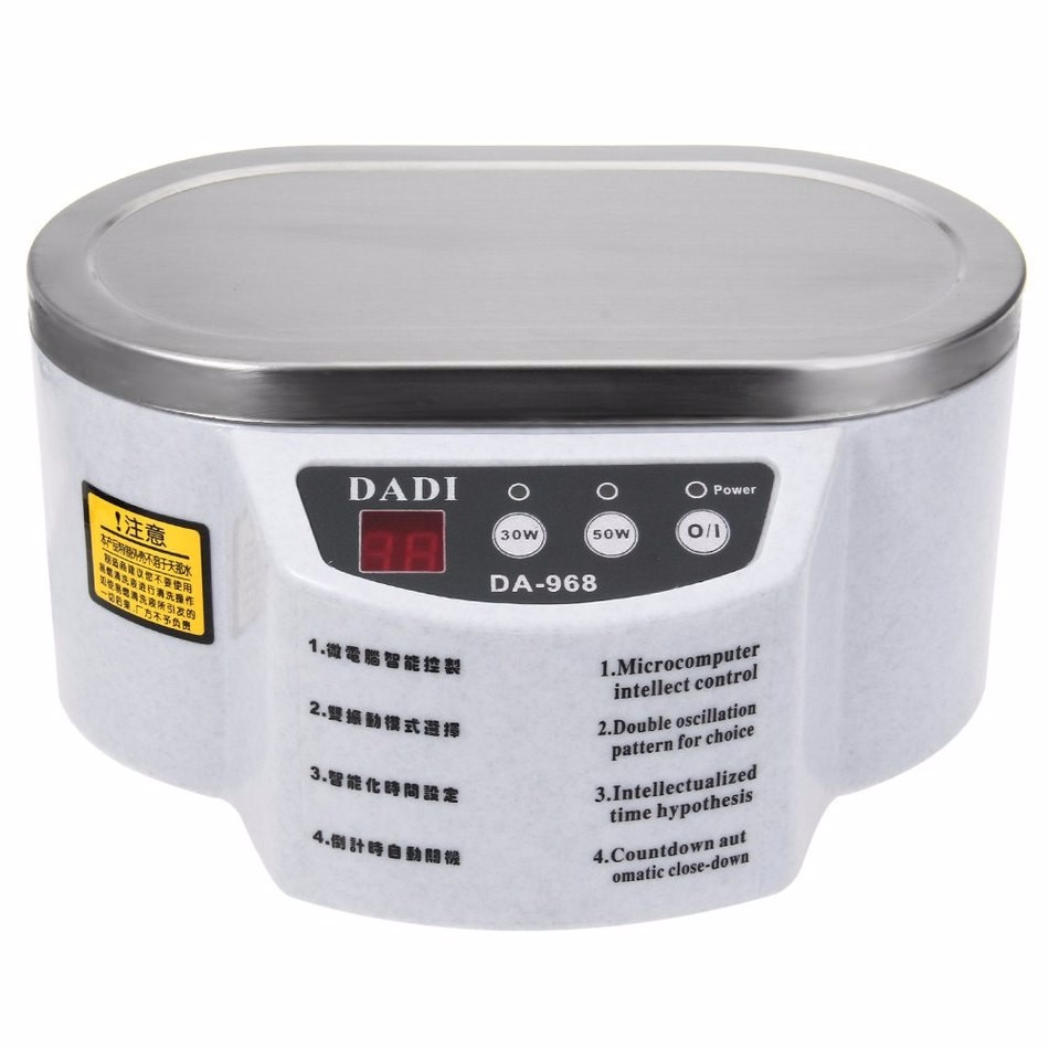 Smart Ultrasonic Cleaner for Jewelry Glasses Stainless Steel Sonic Wave Washing Ultrasound Bath Machine Contact Lens CleanerSmart Ultrasonic Cleaner for Jewelry Glasses Stainless Steel Sonic Wave Washing Ultrasound Bath Machine Contact Lens Cleaner