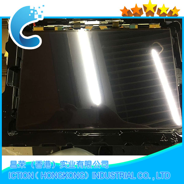 Genuine New A1706 A1708 LCD Screen for Macbook Pro Retina 13 A1706 A1708 LCD Screen Panel 2016 2017 Year image