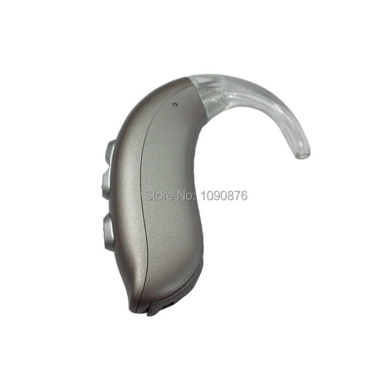 Large Power 6 Channels 12 Bands Automatic Telecoil Programmable Digital BTE Hearing Aid