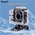 """Go pro действий камеры ultra HD 4 К Wi-Fi 2.0 """"шлем камеры подводные перейти водонепроницаемый pro спорт камеры 170 градусов широкий угол камеры-PJ"""