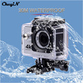 "go pro action camera ultra HD 4K WiFi 2.0"" helmet cam underwater go waterproof pro sport camera 170 degrees wide angle cam-PJ"
