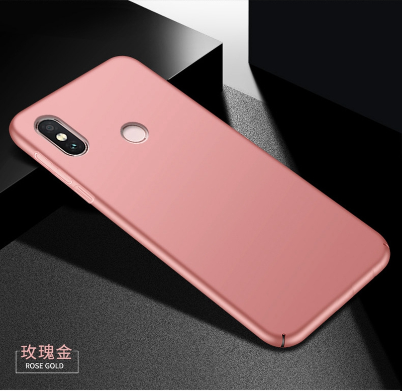 outlet store 77d9e 37404 US $2.51 26% OFF|Redmi Note 5 Pro Phone Case on for Xiaomi Redmi Note 5 Pro  Hard Case Cover Fundas Xiomi Redmi Note 5Pro 6X Case Casa 16 32 64 GB-in ...
