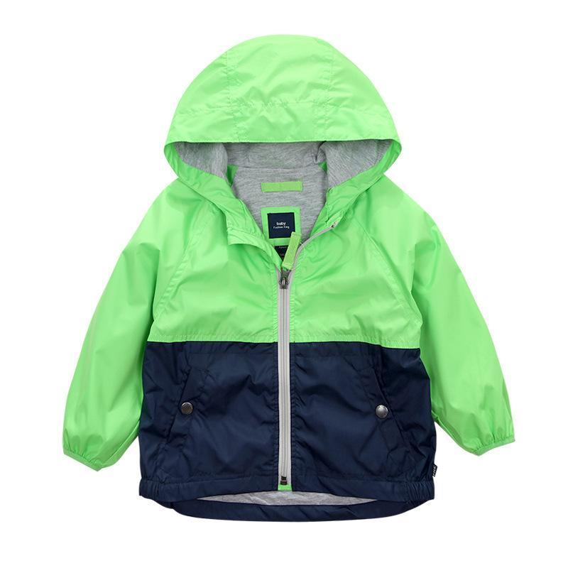 Toddler Windbreaker Jacket