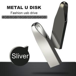 Image 1 - USB Stick 32G USB Flash Drive 64GB 4GB 8GB 16GB 128GB 256GB Ben stick 32GB Speicher Flash Disk Für Laptop Notebook Dropshipping