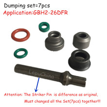 High quality the Dumping set replacement for BOSCH GBH2 26DFR GBH 2 26DFR Striker Pin,Thrhst Ring