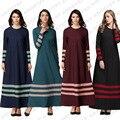 Vestido para las mujeres Islámicas vestidos de dubai abaya musulmán ropa Islámica Musulmán del abaya kaftan Vestido hijab jilbab turco 059
