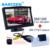 """Nuevo producto en la promoción del coche que invierte la cámara + coche monitor de pantalla de 5 """"para Nissan Altima Nissan Almera/TEANA/Sylphy Altima"""