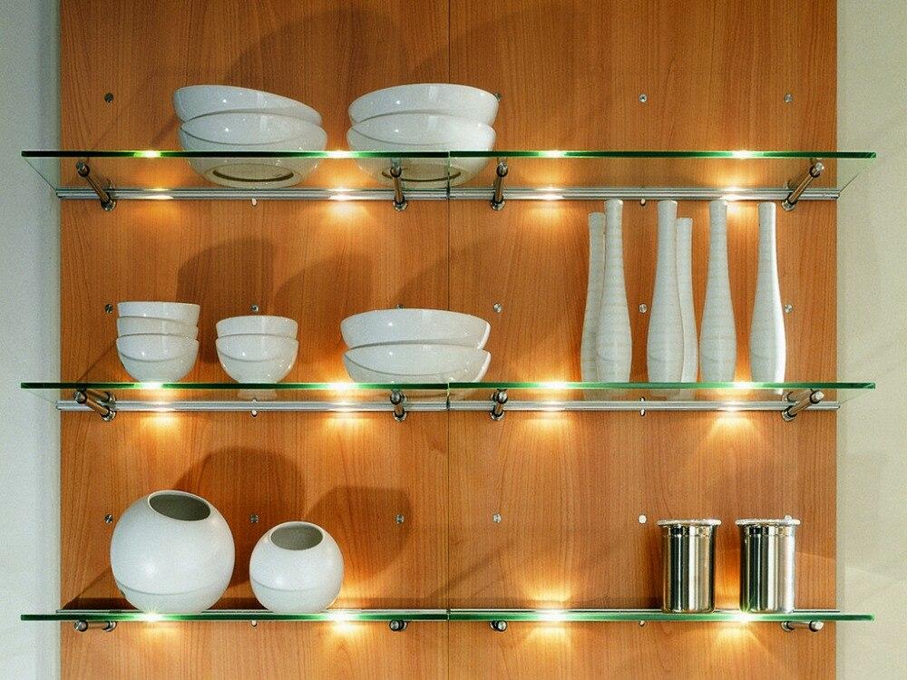 Aliexpresscom  Buy BASON Clips LED Lighting for Glass Shelf