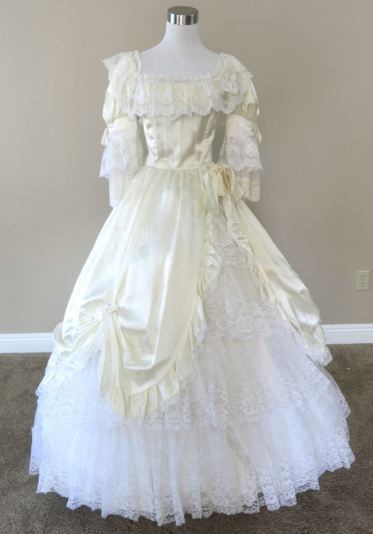 Civil war style dresses for sale