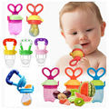 NEW bottle feeding Nipple Feeder Fresh Food Milk Nibbler food  Feeding Tool Safe Baby Bottles mamadeira 3size/pcs