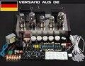 6N8P + 6P3P HIFI Pura Single-Ended Classe A Amp Tubo de Vácuo Amplificador De Potência Kit DIY