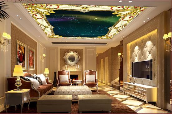 Wallpaper Murals The Zodiac Star