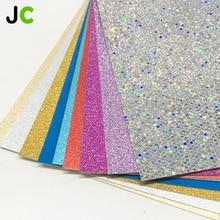 Матовые Блестки для рукоделия бумажная карточка вечерние украшения подарочная упаковка изготовление бумажных карточек DIY скрапбук бумага DRT JC 8,5 ''x 11''