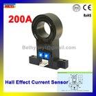 200A Hall Current sensor D-C1T electric current sensor hall effect sensor