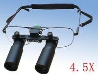 Professionelle 4.5X Chirurgische Medical Dental Lupen Lupe Brillen Kepler Zahn Lupe Optische Geräte Fokussierten Anpassung