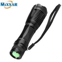 zk20 Led flashlight 4000 lumens XML-t6 led Torch Zoomable LED Flashlight Torch light lampe torche