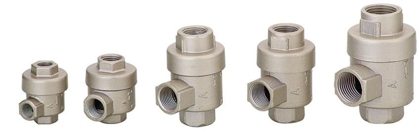 G1 XQ series quick exhaust valve xq hd black