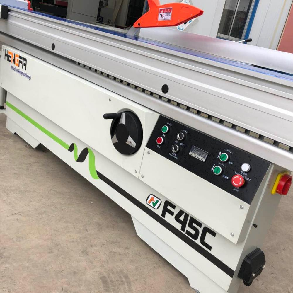 China Woodworking Machine 45 Degree Table Sliding Panel Saw Machine With CE, FDA 3200mm Panel Saw Sliding Table For Best Price