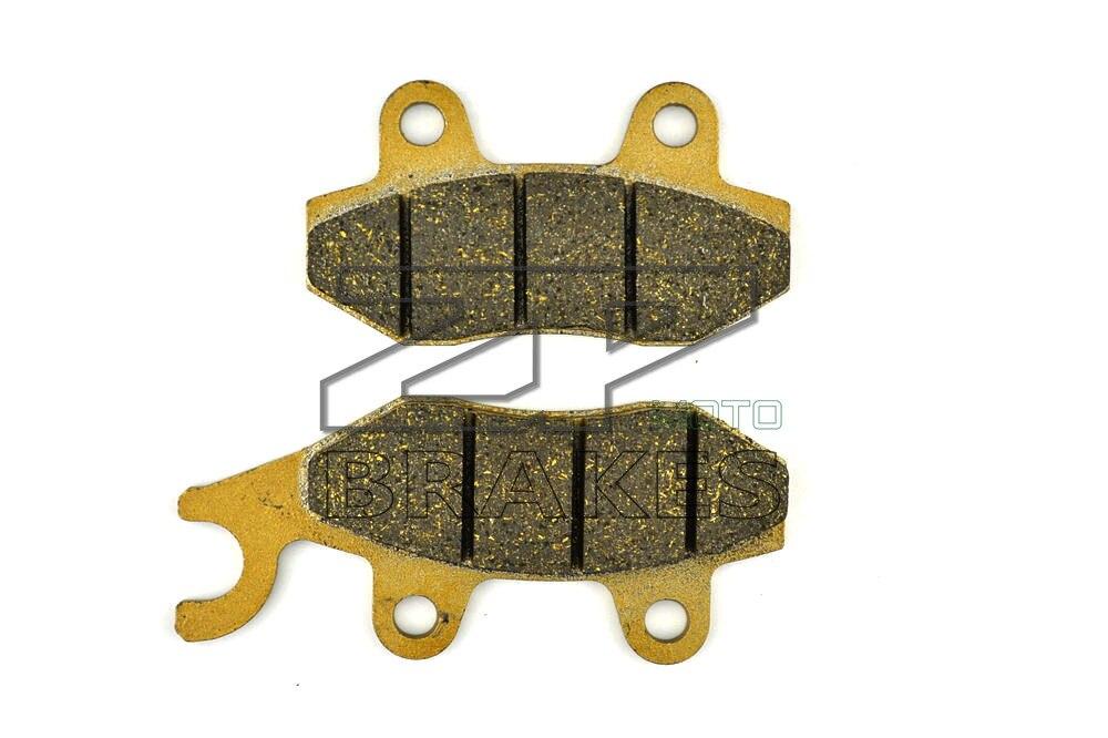 Brake Pads For Front & Rear KYMCO 200 Dink i 2006-2012 150 Miler/Grand Dink 2001-2007 150 Bet & Win 2000-2006 125 Yager GT 07-13
