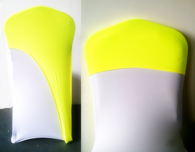 Miraculous Us 60 0 Yellow Colour Lycra Chair Covers Caps Universal For Wedding Decoration Spandex Party Chair Cover Fit All Chairs Wholesale In Sashes From Pdpeps Interior Chair Design Pdpepsorg