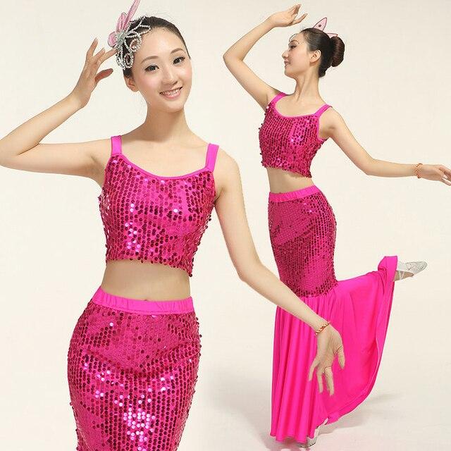 Hmong ropa traje chino antiguo Pavo Real danza trajes chino Ropa ...