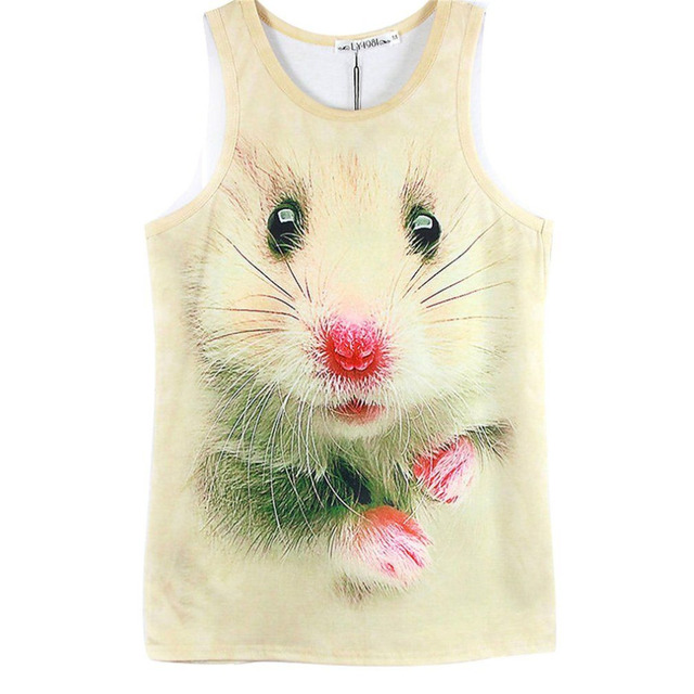 Hamster And Men